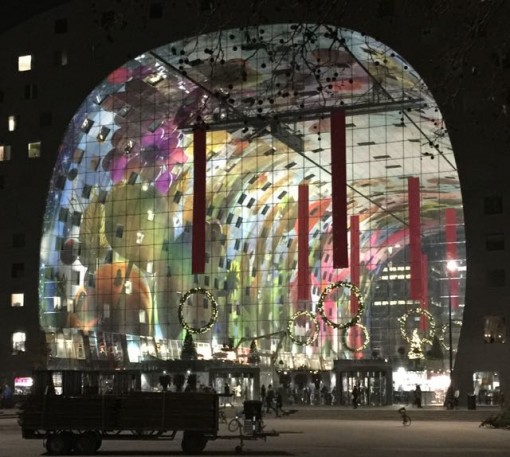 De markthal | vlakbij Dare to Design*