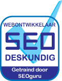 Reclamebureau Rotterdam Dare to Design is SEO Guru certified