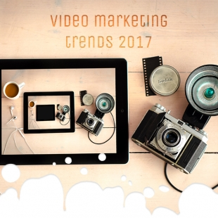 Video marketing trends 2017 afbeelding